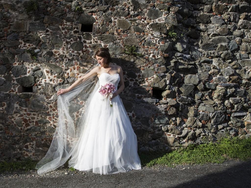 St Thomas Wedding Bride