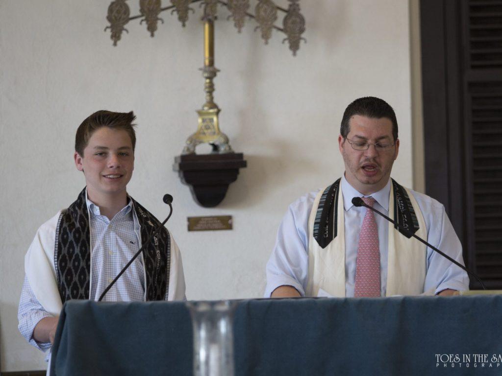 St. Thomas Bar Mitzvah 5